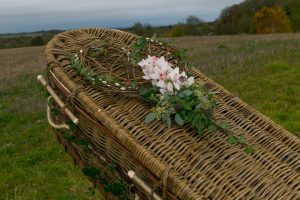 Wicker Coffins from Natural English Willow | Green Burial