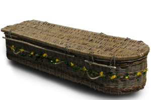 English Willow Wicker Coffins from Natural English Willow | Sussex Willow Coffins