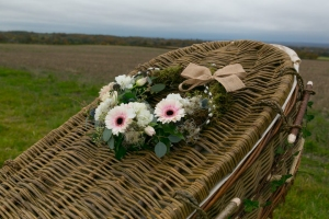 Wicker Basket Coffin | Sussex Willow Coffins